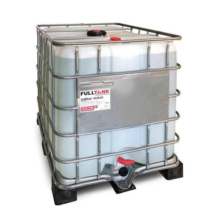 AdBlue IBC 1000 liter